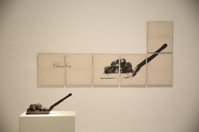Exposición Marcel Broodthaers. Una retrospectiva en el Museo Reina Sofía