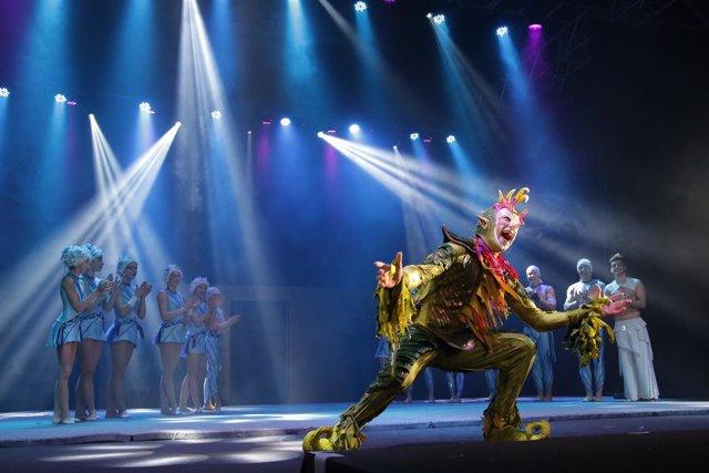 El Batel. Cirque Des Sens Presenta Aihua