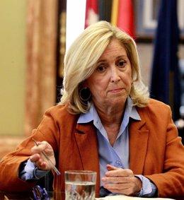 Concepción Dancausa, delegada del Gobierno en Madrid