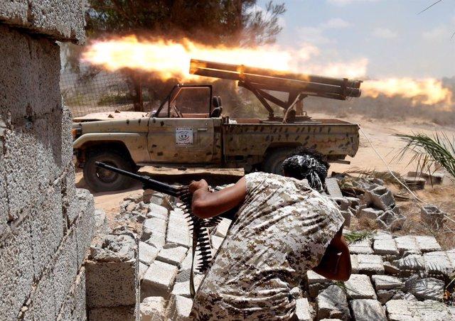 Batalla por Sirte