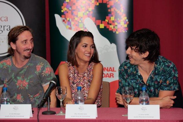 Actores invitados en al FIC Gáldar 2016