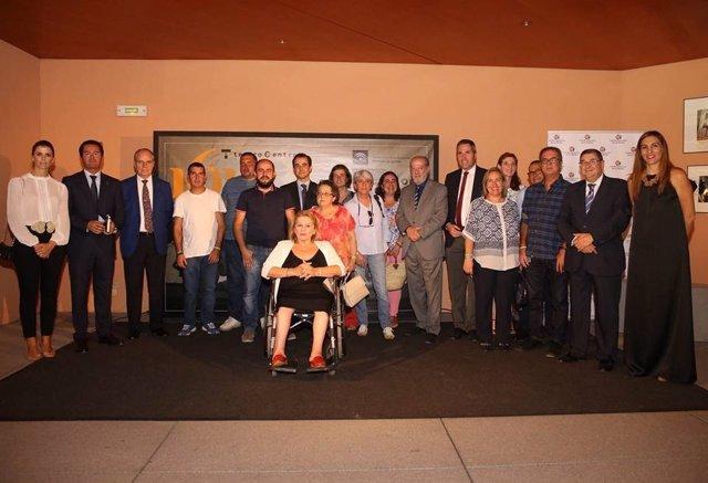 Premiados por Feafes Andalucía