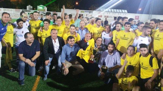 Final de la III Copa Presidente de la Diputación