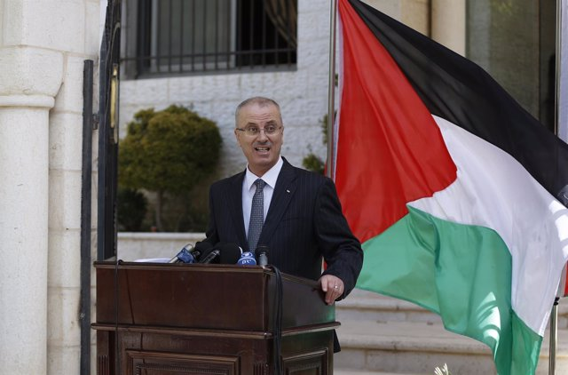 Rami Hamdalá primer ministro palestino
