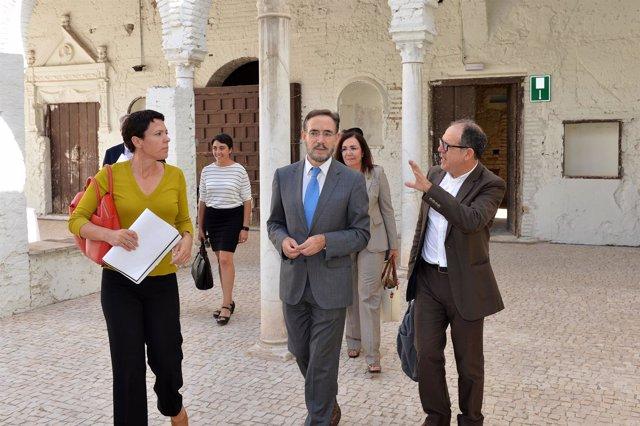 Rehabilitación del antiguo convento de Santa María de los Reyes, en Sevilla.