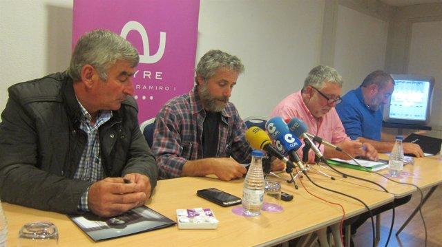Rueda de prensa de Asturias Ganadera.