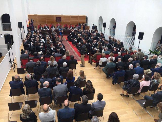 Apertura del Año Judicial en CyL