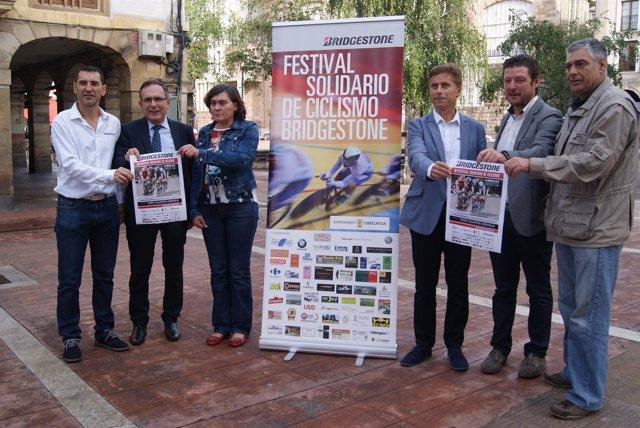 Bridgestone News. La Planta De Bridgestone En Puente San Miguel Presentó Hoy Su