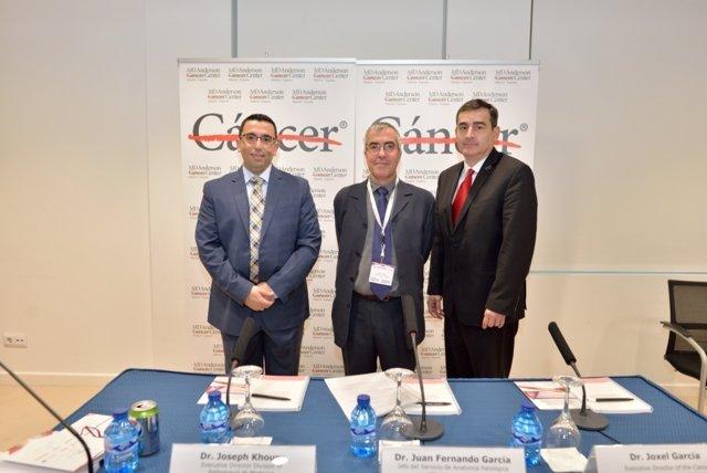 Encuentro de Anatomía Patológica del MD Anderson en Madrid