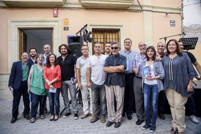 La segunda de las 'Tardes del IEA' llena de cultura el centro de Almería.