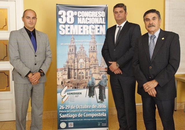Presentación del 38 Congreso de SEMERGEN