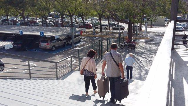 Nota De Prensa De Adif Rehabilitación Escaleras Laterales Sevilla Santa Justa