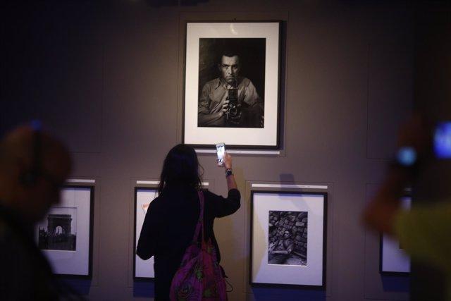 Exposición Robert Doisneau. La belleza de lo cotidiano en la Fundación Canal