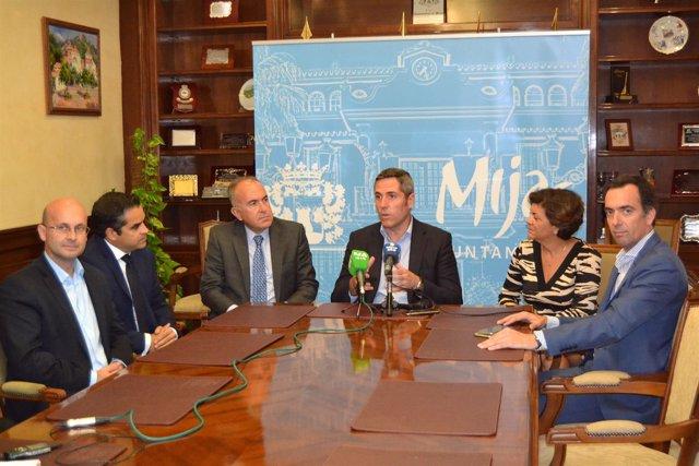 Notas De Prensa Ayuntamiento De Mijas