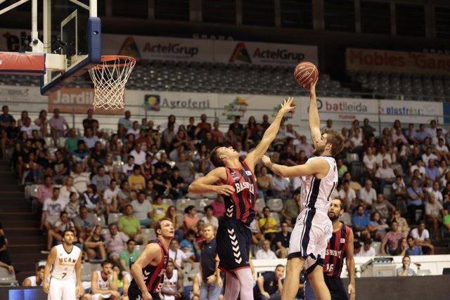Baskonia - UCAM Murcia en pretemporada