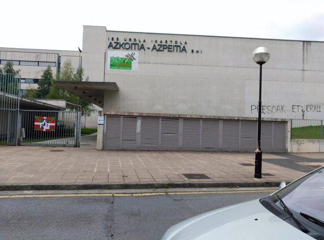 Instituto de Azpeitia.
