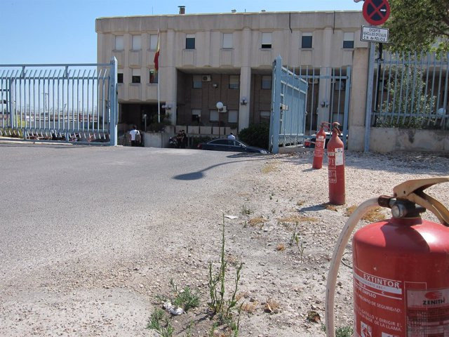 El Centro De Internamiento De Emigrantes (CIE) De Sangonera La Verde