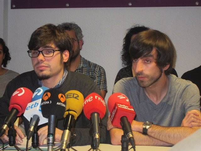 Eduardo maura (Podemos)