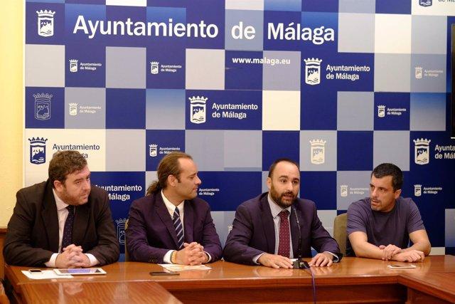 Presentación de Málaga Code