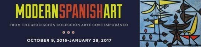 Exposición Arte moderno español