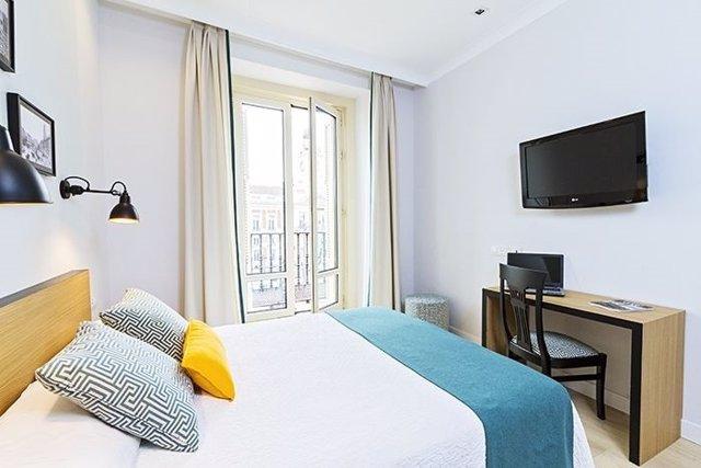 Hotel Europa (Puerta del Sol, Madrid)
