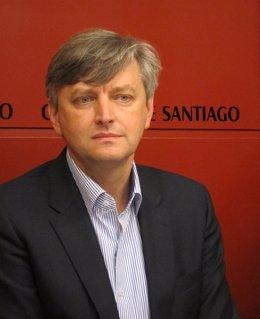 Sergei Loznitsa, en Santiago
