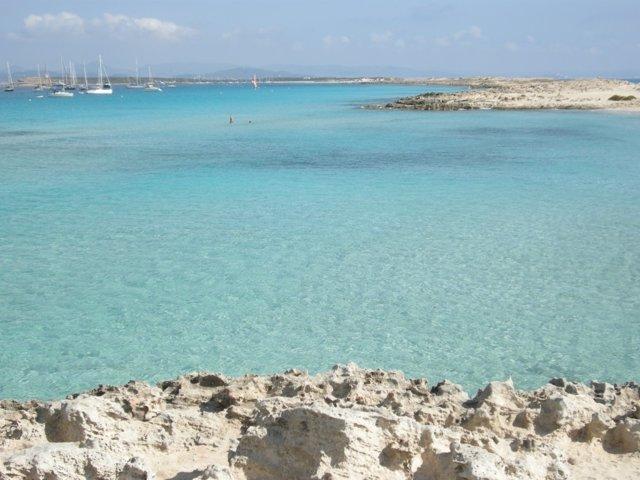 Foto de playa en Baleares