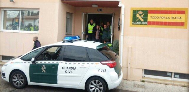 El detenido por la muerte del niño alejandro hallado en una balsa