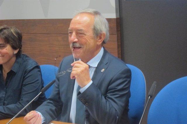 El Alcalde de Oviedo, Wenceslao López (PSOE)