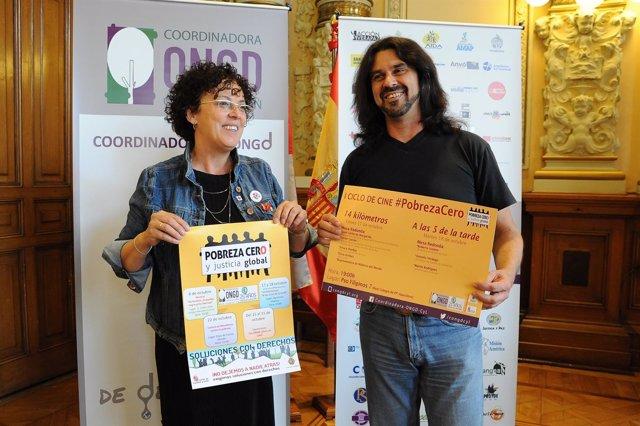Presentación de la campaña 'Pobreza Cero'