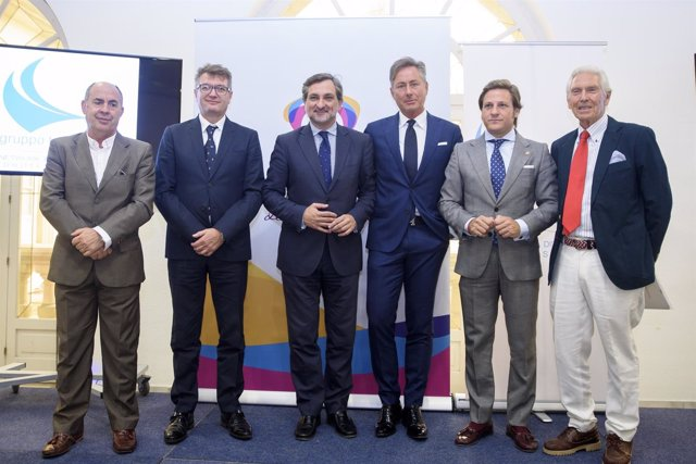 El Grupo Triveneto elige Almería para celebrar su 15º congreso profesional.