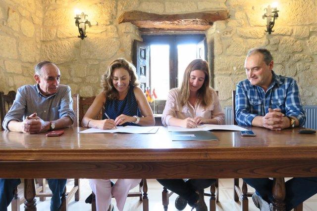 El Gobierno De La Rioja Financia La Reforma Del Consultorio Médico De Rodezno Pa