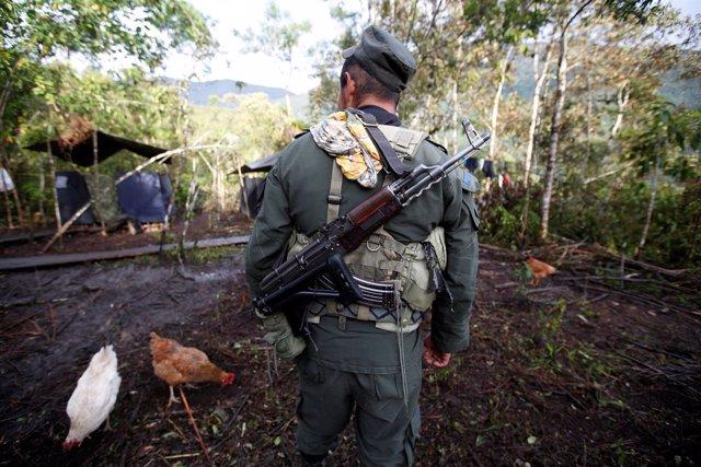 Ultimo día de las FARC