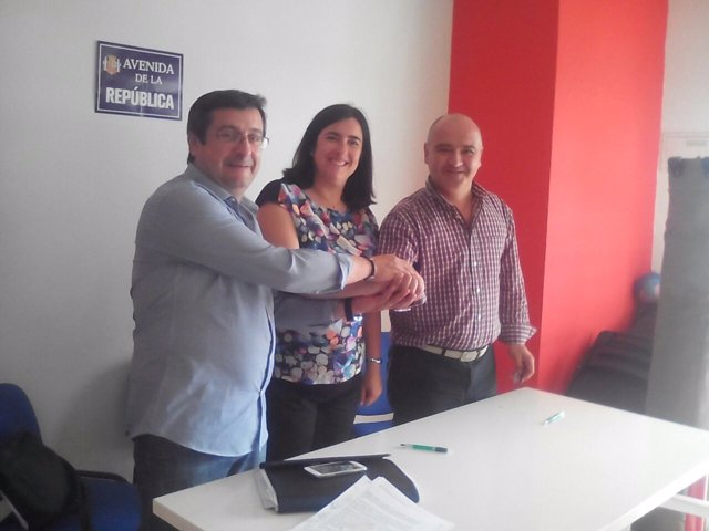 Acuerdo de investidura en Aljaraque
