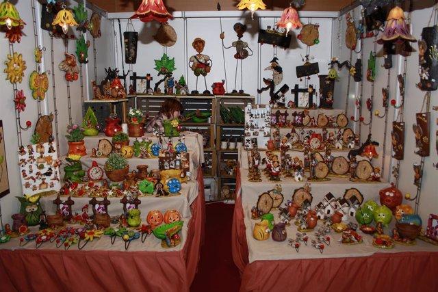 Feria de Artesanía, FARCAMA, Stand