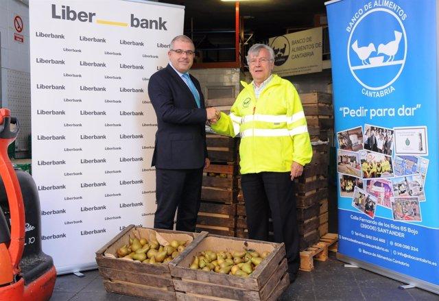 Donación Banco de Alimentos