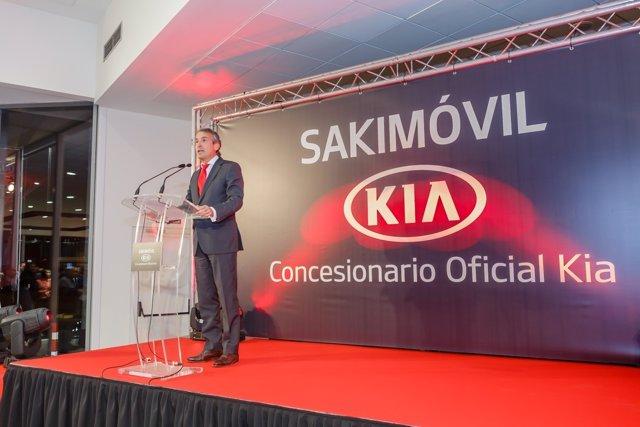 Concesionario Sakimóvil de Kia (Burlada)