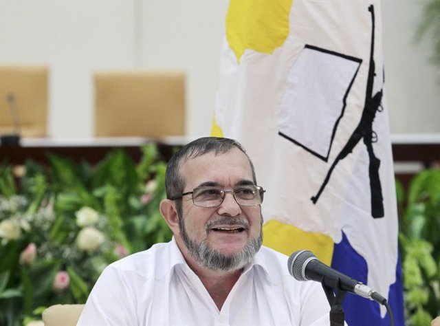 Rodrigo Londoño, Timochenko, líder de las FARC
