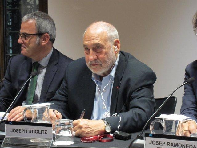 El Premio Nobel de Economía Joseph Stiglitz