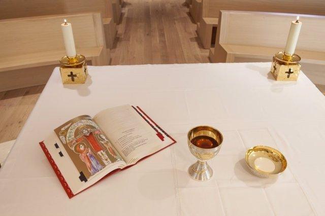 Tercera edición del Misal Romano en castellano