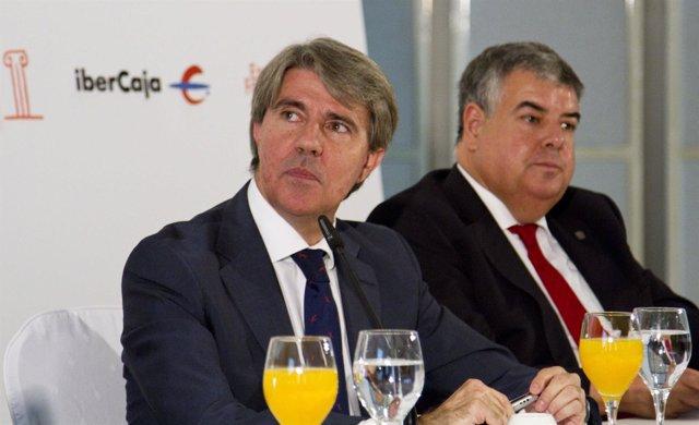 El consejero de Presidencia Ángel Garrido
