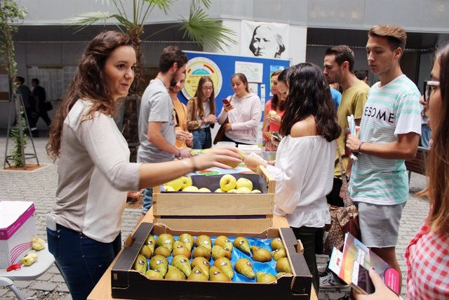 Campaña Universidades Saludables (Con Fotos)