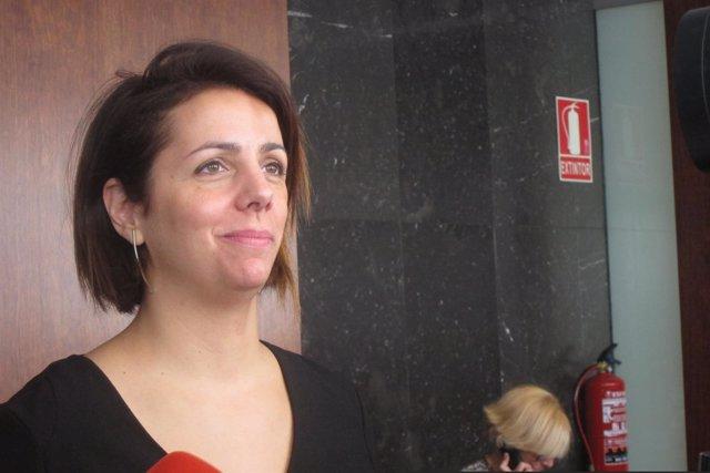 La concejal de CiU en Barcelona Francina Vila