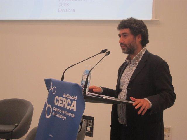 El director de iCERCA Lluís Rovira