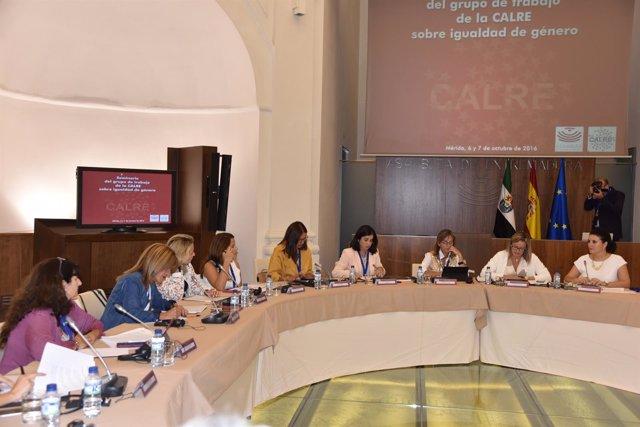 Seminario sobre igualdad de género en la Asamblea