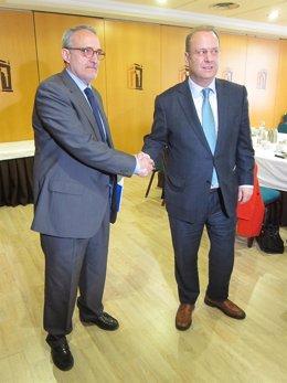 Diéter Moure y Pérez Canal, candidatos a presidir la CEG