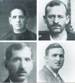 Los mártires de Nembra serán beatificados el 8 de octubre