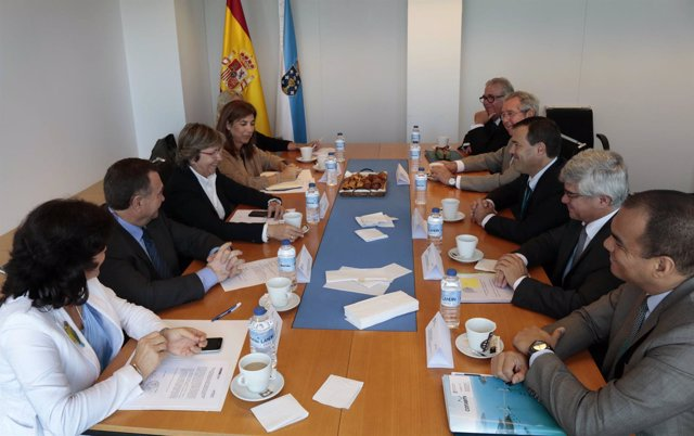 Reunión Perú Galicia