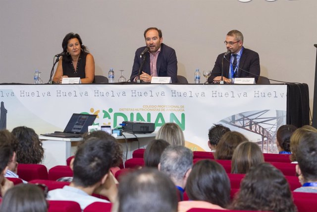 Jornadas de dietistas en Huelva