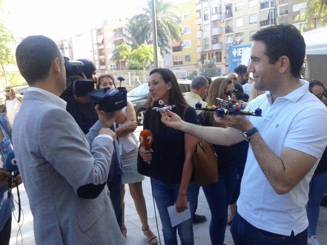 El diputado del Partido Popular en la Región de Murcia, Teodoro García